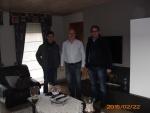 Bezoek van Wim Breemen (NL)